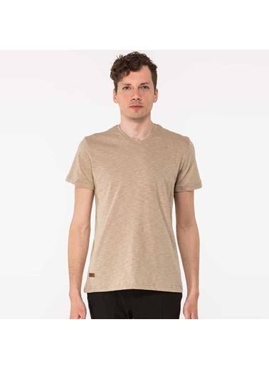 Slazenger Slazenger CARLO Erkek T-Shirt A. Kahve